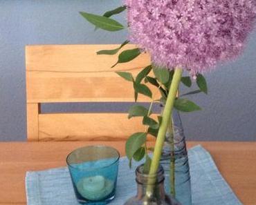 Friday-Flowerday – oder – Allium und Eukalyptus, maritim