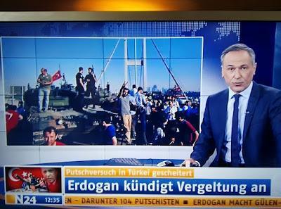 Putsch in der Türkei: Der Kampf geht weiter