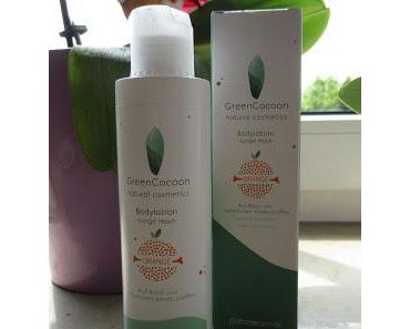 Im Test: GreenCocoon®, Bodylotion Creme Orange