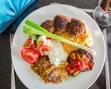 Eine Einladung zum Abendessen: Griechisch-türkische Küche
