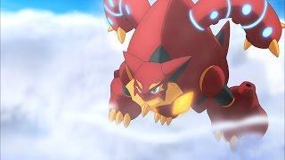 """Pokémon the Movie XY & Z: Volcanion to Karakuri no Magearna"" – 2 neue TV-Spots zum Anime-Movie veröffentlicht"