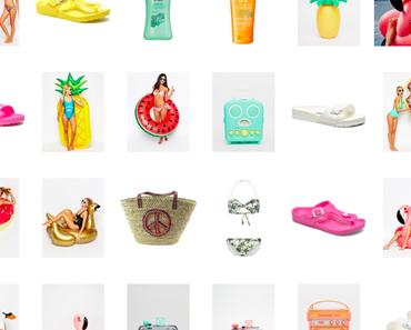 Pool Essentials – Fun in the sun