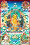Manjushri – Gestalt der Buddha-Weisheit