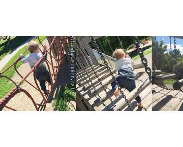 Sommer am Spielplatz – Auer Welsbach Park