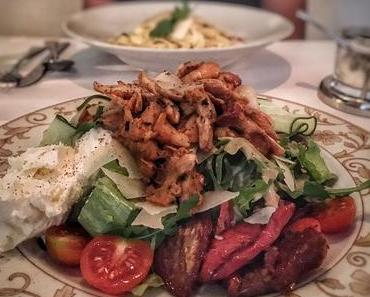 OSTERIA BIANCHI – Westend – italienische Küche