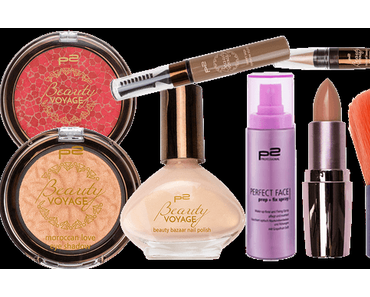 p2 Limited Edition Beauty VOYAGE //BEAUTY