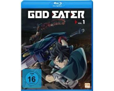 """""""God Eater"""" – Deutscher Sprechercast und Trailer veröffentlicht"""