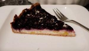 Carb Blueberry Cheesecake