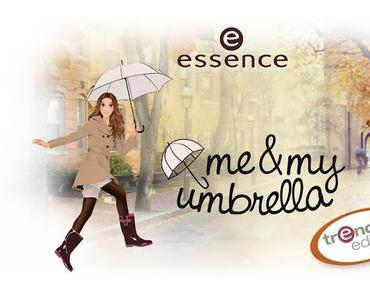 """[Preview] essence """"me & my umbrella"""" Limited Edition"""