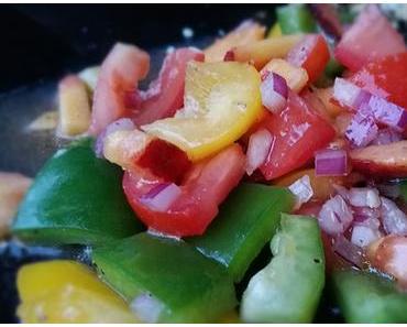 leichter frisch-fruchtiger Sommersalat