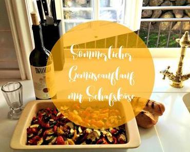 Mein liebstes Picknick-Rezept: Sommerlicher Gemüseauflauf