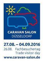 Verlosung: 3 x 2 Freikarten für den Caravan Salon Düsseldorf
