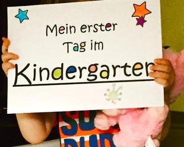 Jannes wird ein Kindergartenkind