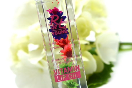 Rival de Loop Young Vitamin Lip Oil | Blüten