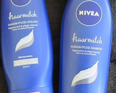 """"""" Nivea """" Haarmilch"""