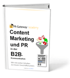Content Marketing und PR in der B2B-Kommunikation