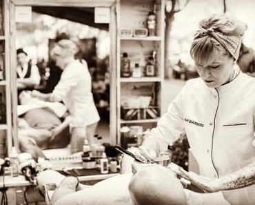 Jessy´s Barbergirls – der feminine Barbershop