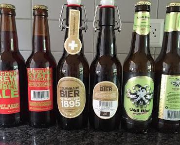 Schweizer Biervielfalt