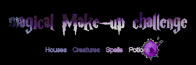 magical Make-Up Challenge - Veela