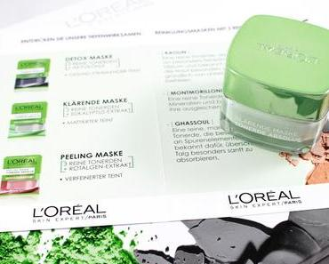 L'Oréal Paris // Klärende Maske Tonerde Absolue