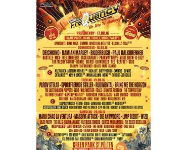 FM4 Frequency 2016