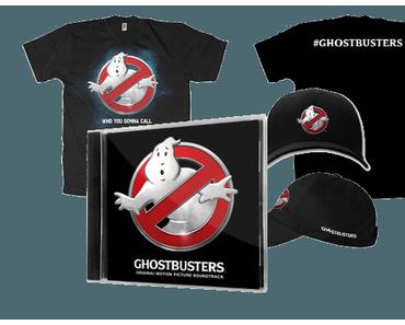 WIN | Ghostbusters Fanpakete