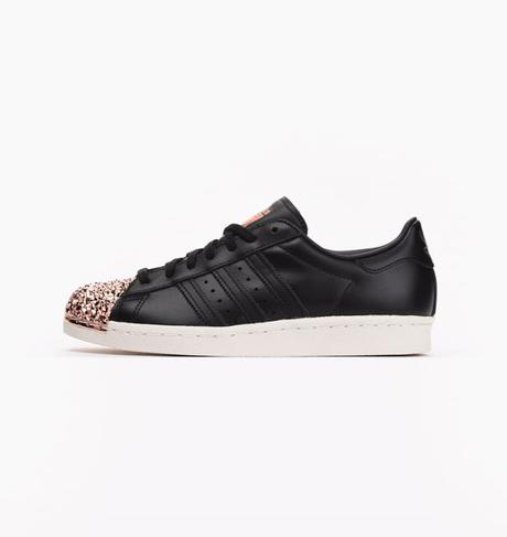 Adidas Superstars Metal Toe