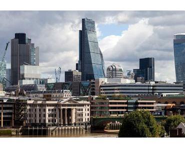 Brexit: Immobilien in London werden billiger