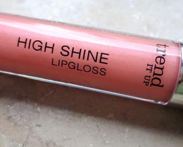 💄 trend it up high shine lipgloss 055