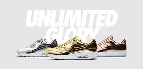 Nike ID Unlimited Glory
