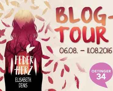 [Blogtour] »Federherz« von Elisabeth Denis - Tag 1