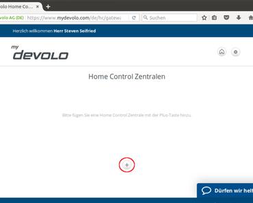 Das devolo Home Control Starter Paket