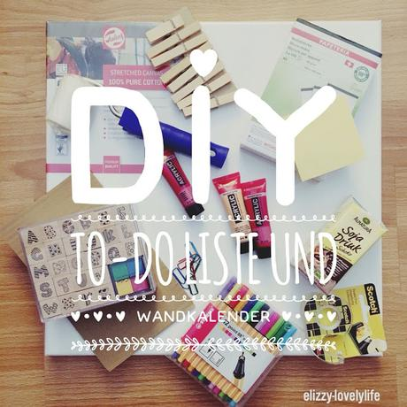 Do it Yourself - 2 in 1 Wochenplaner & To-Do Liste