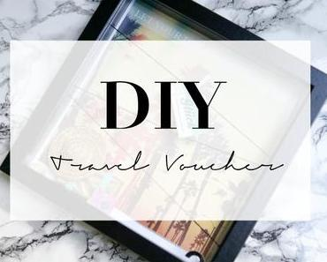 [DIY] Gift Idea Travel Voucher