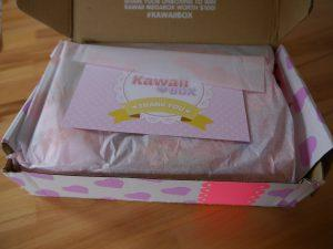 Kawaii Box – Kawaiiness over 9000!