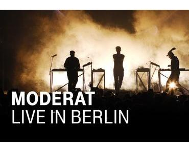 Video: Moderat – Live in Berlin 2016