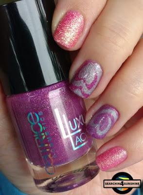 [Nails] Mädchenzeit 2.0 mit CATRICE 06 Call Me Princess, C04 PLUMbeach & C04 Plum Me Up Scotty