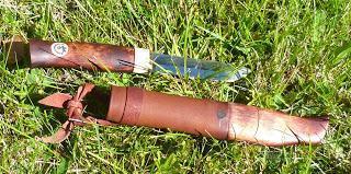 Vorgestellt: Das Karesuando Kniven Kebne Jagdmesser
