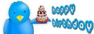 Happy Birthday! Twitter feiert 5. Geburtstag.