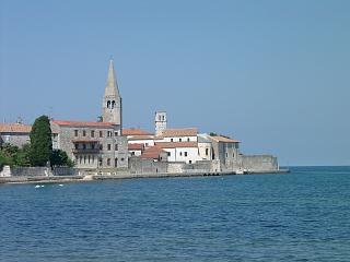 Porec – eine Stadt in Istrien