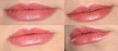 Chanel Rouge Coco Lipstick: 19 Ruban Rose swatch