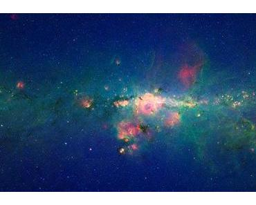 Weltraum – Zentrum des Tarantelnebels