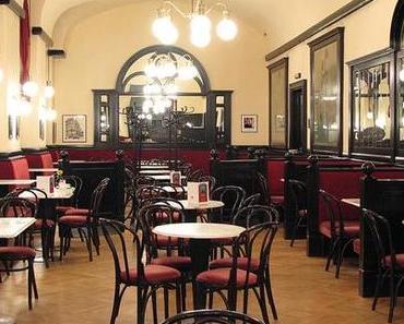 Das Café Griensteidl und das Wiener Secessionsgebäude