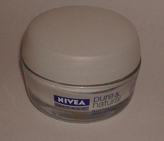 Nivea Pure & Natural Cream