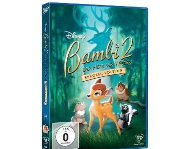 Bambi 2 - Der Herr Der Wälder Special Edition