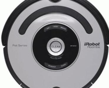 Das iRobot Roomba 364 PET in Dauereinsatz