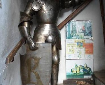 Die Ritterausstellung in Prag