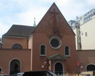 Die Kapuziner Kirche in Wien