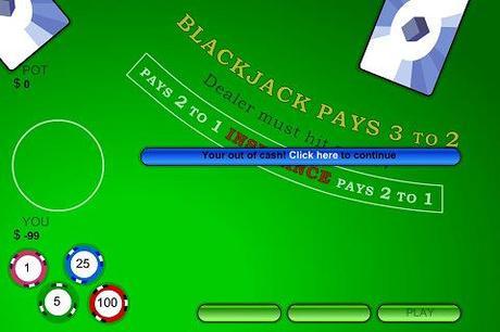 crazy blackjack eine sch ne runde 17 und 4 f r zwischendurch. Black Bedroom Furniture Sets. Home Design Ideas