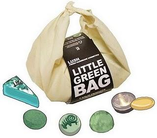 Lush - Little Green Bag - neu